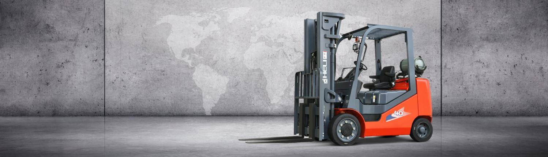 Heli Forklifts Kenya
