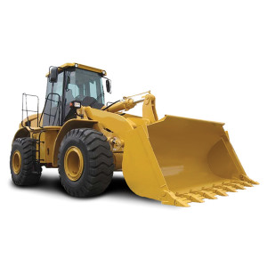 Heli Wheel-loader - Taurus